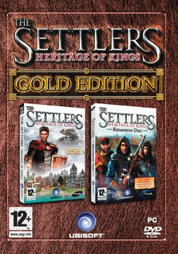 Settlers 5 Heritage of Kings Gold Edition