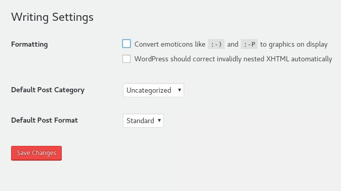 WordPress Emoji verwijderen